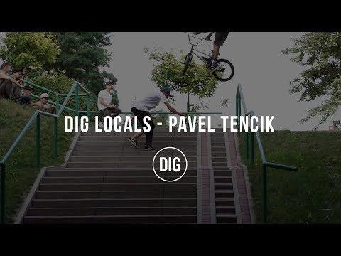 Pavel Tencik - DIG Locals