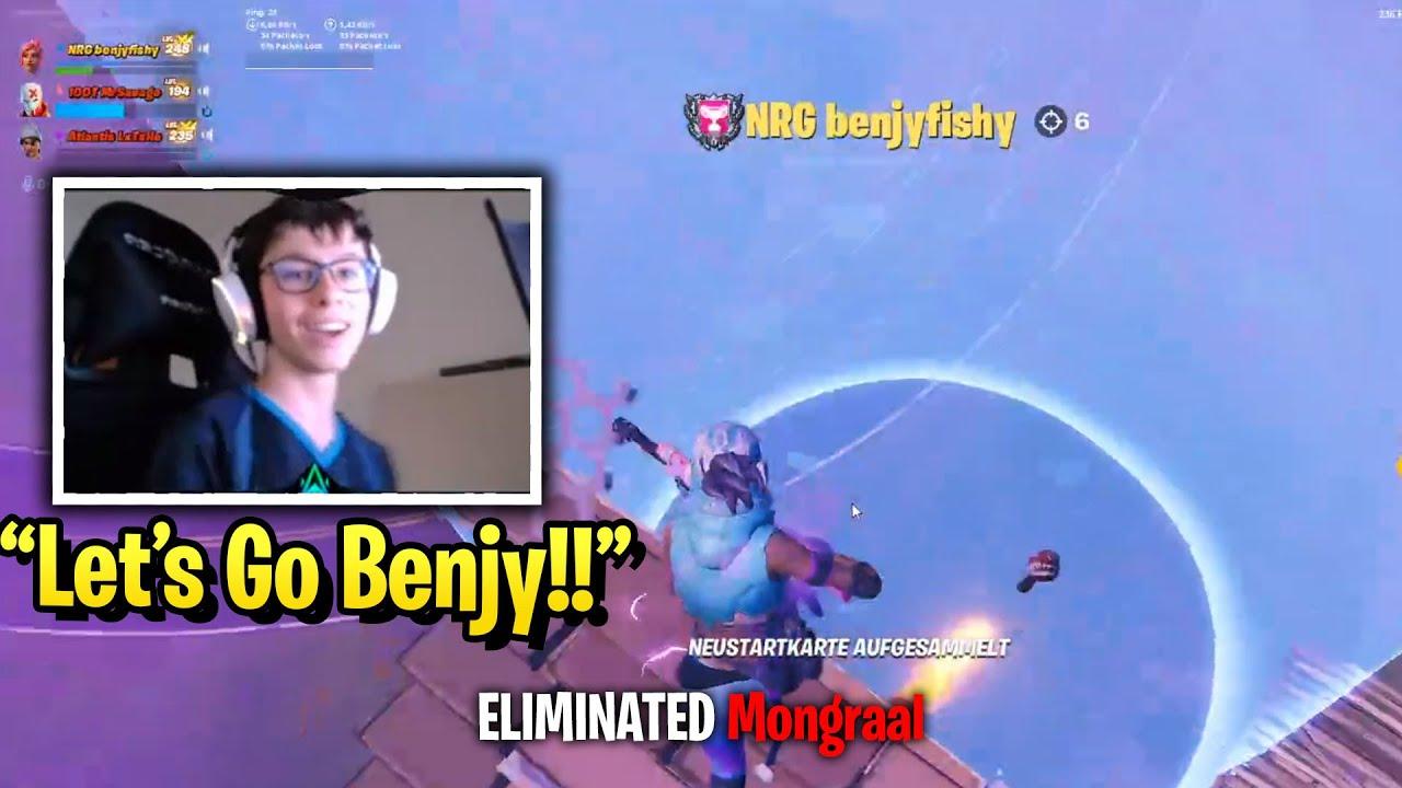 LeTsHe AMAZED Spectating Benjyfishy & MrSavage Then This Happened..