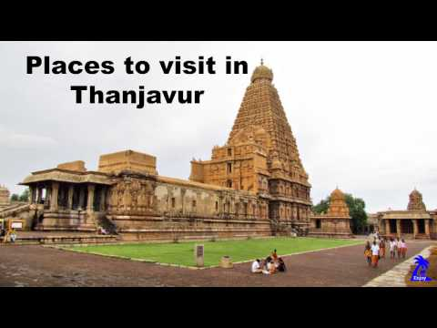 Places to visit in Thanjavur