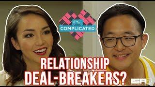"""RELATIONSHIP DEAL-BREAKERS! - """"It"""