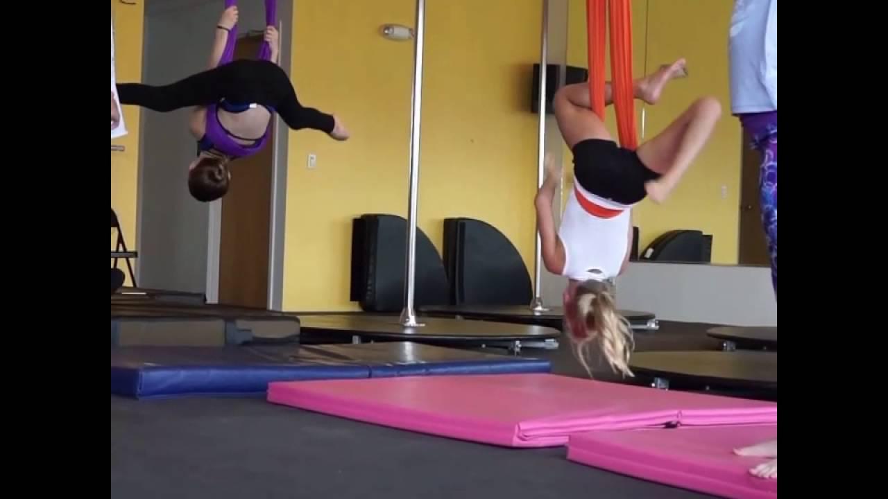 aerial hammock tricks  aerial hammock tricks    youtube  rh   youtube