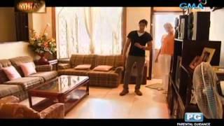 Tunay Na Buhay: Aljur Abrenica sa Angeles, Pampanga
