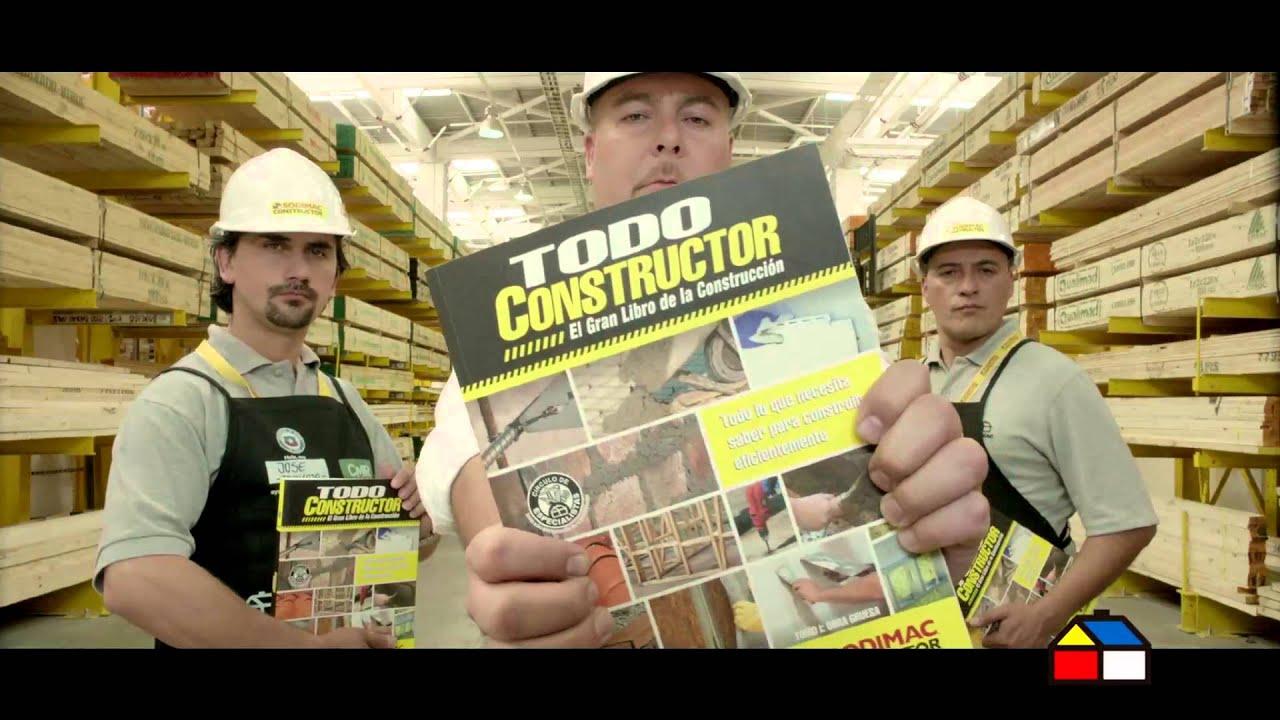 """Armario Giratorio Cocina ~ Sodimac Todo constructor""""El libro de la construcción"""" YouTube"""