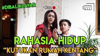 ''Kutukan Rumah Kentang'' - Rahasia Hidup ANTV (Dibalik Layar)  | Kids Brother