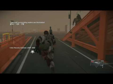 Metal Gear Solid 5: Easiest Method for FOB Skulls mission all objectives!