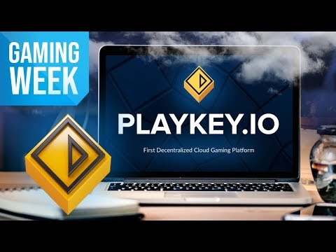 Best Gaming Projects In Crypto - Playkey Cloud Gaming