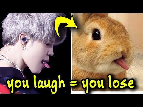 "BTS ""You Laugh = You Lose"" Challenge | Bangtan Boys"