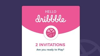 How to Get Dribble Invite? | A-Z Tips & Tricks for Designers