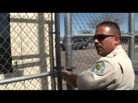 Sheriff Joe Arpaio's Tent City