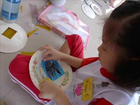 Making Lanterns To Celebrate The Mid-Autumn Festival 2009 ...