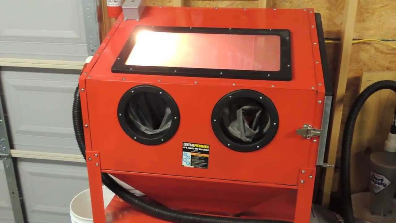 Jobsmart Abrasive Blast Cabinet Reviews Review Home Co
