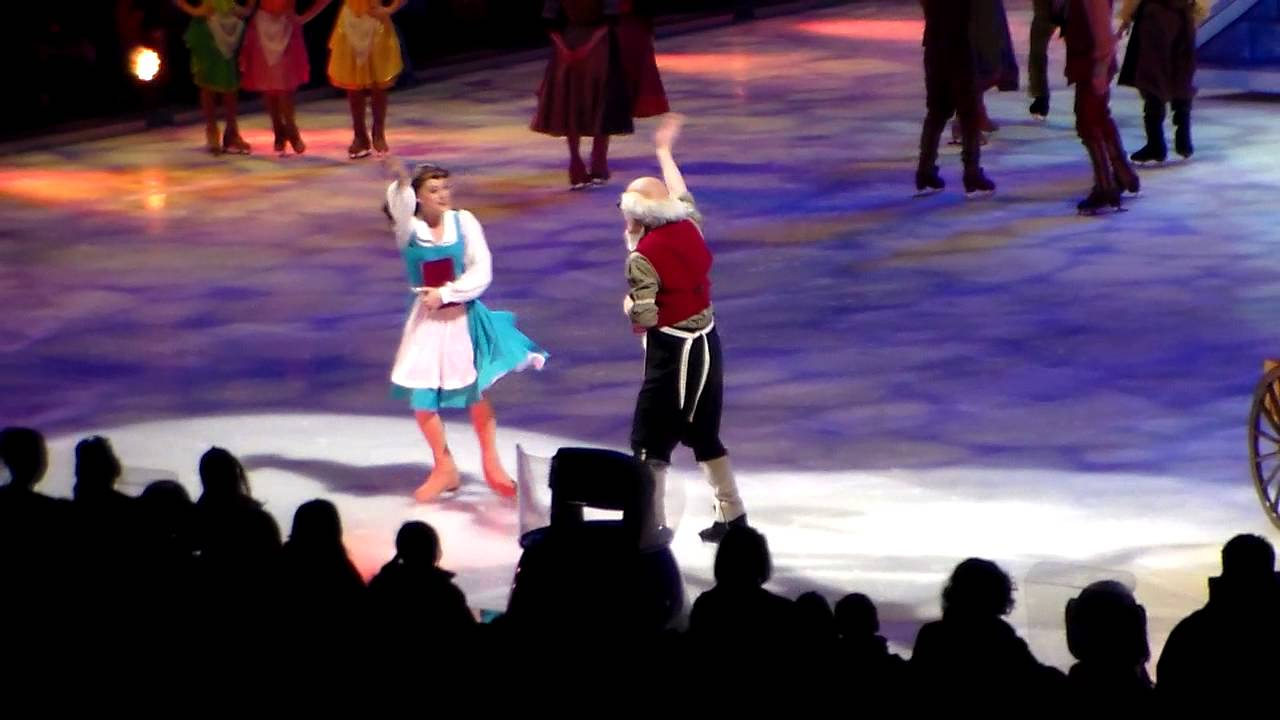 Disney on Ice 2013 TD Garden YouTube
