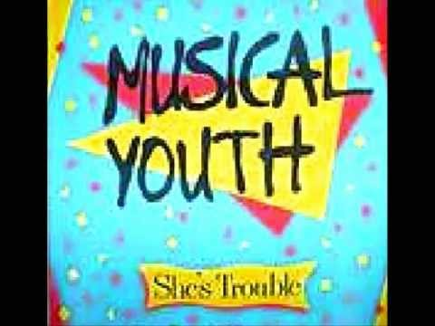 Musical Youth - She's Trouble ( 12 U.S. version)
