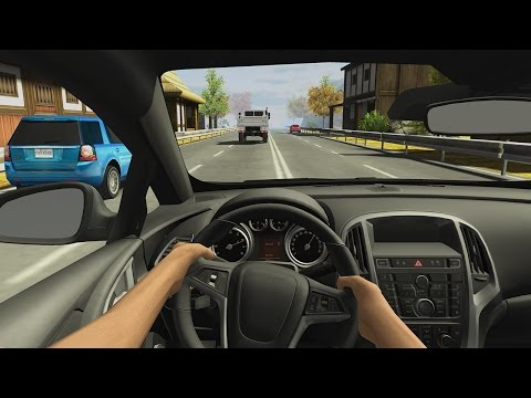 Racing in Car 2017 Android GamePlay (By Fast Free Games)