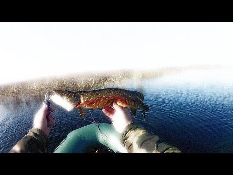 рыбалка на магалон видео