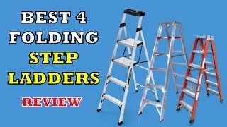 Best 4 Step Ladder for Home Use in India - Review with Price List