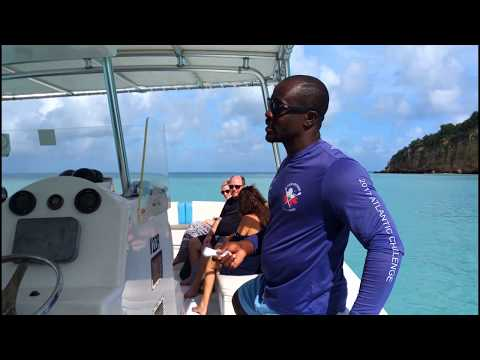 Antigua  Travel Guide , Blue See Tour, Bird Island, Marrella, Tui, Thompson, 2018