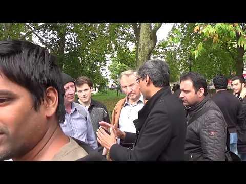 Facts over belief | Shabir Yusuf | Hyde Park
