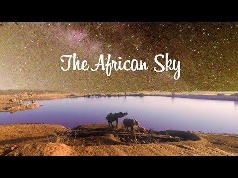 The African Sky - 4K Time Lapses