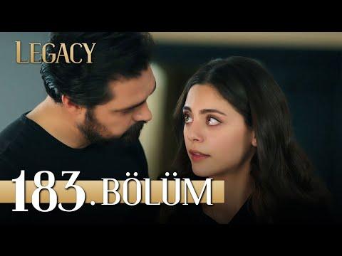 Emanet 183. Bölüm