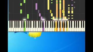 Manfred Mann   Do Wah Diddy Diddy [Piano tutorial by Synthesia]