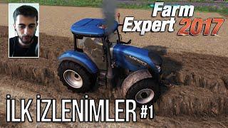 Farm Expert 2017 - İlk İzlenimler: Gerçekçi Toprak Dokusu (Türkçe #1)