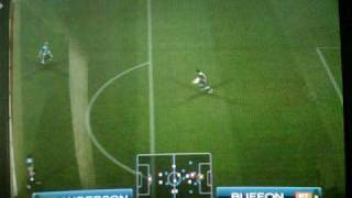 PES pro evolution soccer 2009 Winning eleven united vs Ajax primera partepart one