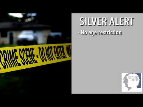 Do you know the difference between an Amber Alert and a Silver Alert?