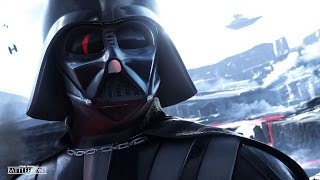 Star Wars Battlefront in 4k Vader Killing Spree