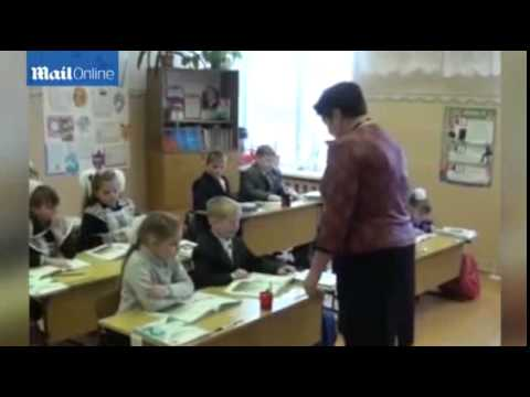 Russian Schoolboy Has Freak Accident And Becomes MAGNETIC