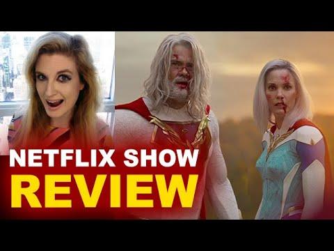 'Jupiter's Legacy': TV Review