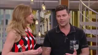 Ricky Martin -  El Gordo y La Flaca - Las Vegas Residency - parte  1