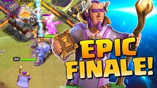 EPIC FINALE! TH11 3 STAR ATTACK! Elite Gaming vs FishNChips Init - Clash Cup Final | Clash of Clans