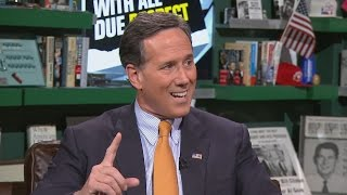 Santorum: President Has No Plan Against Islamic State