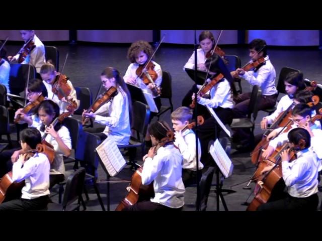 03 Holmes Intermediate Orchestra Concerto in D Vivaldi
