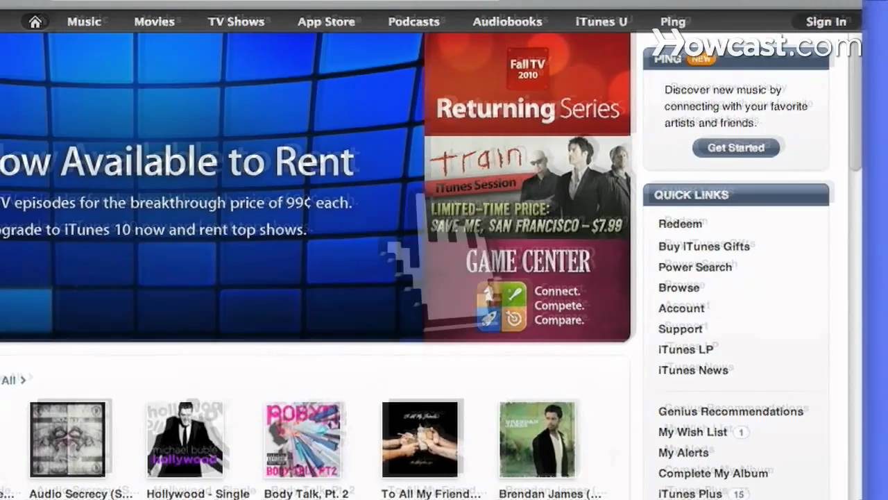 How to download tv shows to your ipod howcast | the best how-to.