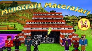 Venom Minecraft'ta Çıldırdı Minecraft Maceraları 14. Bölüm Örümcek Adam Kanalı Videoları
