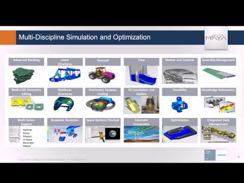 Siemens NX Advance Simulation Tutorial