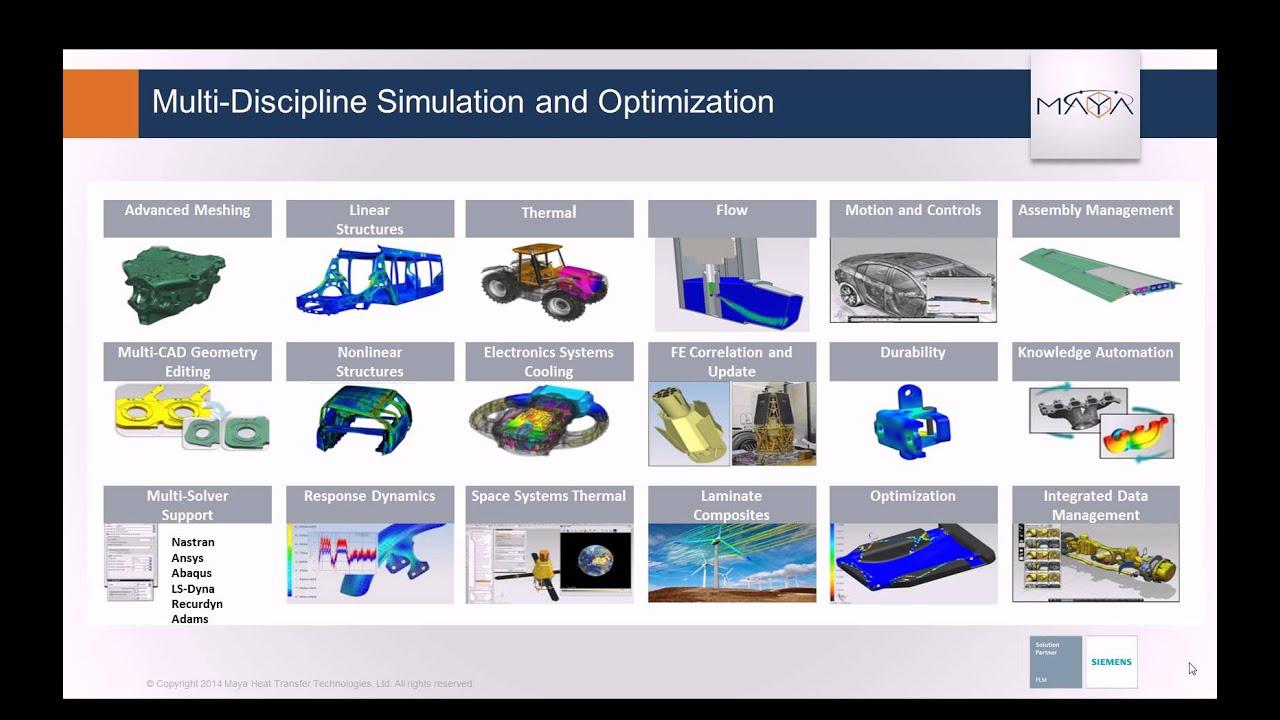 Siemens NX Advance Simulation Tutorial