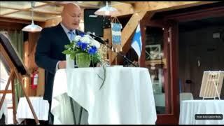 Oulujokiseuran 60-vuotis juhlan juhlapuhe