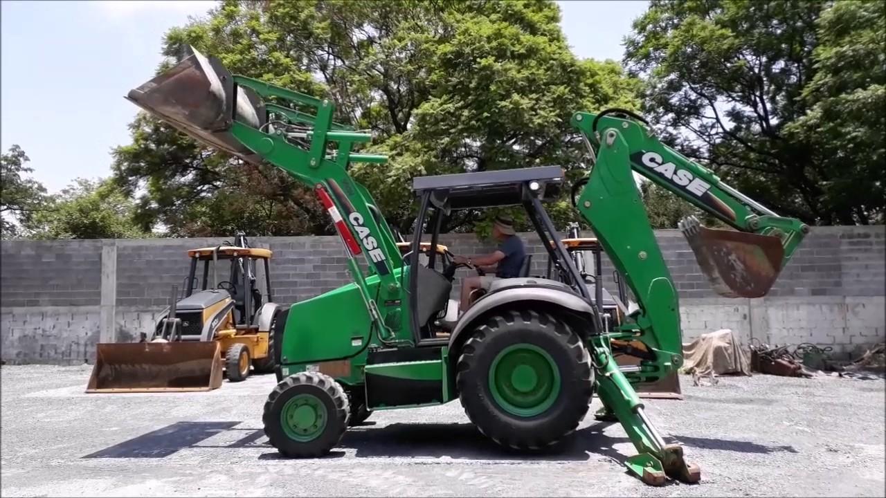 2011 retroexcavadora case 580n 4x4 serie jjgn580nlbc540632 [ 1280 x 720 Pixel ]