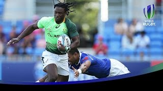 South Africa Sevens: Seven of the best tries