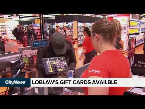 Public can now apply for Loblaws $25 gift card