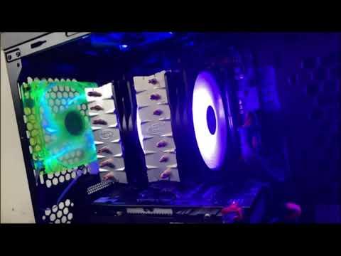Кулер DeepCool Neptwin RGB