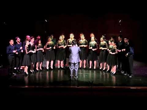 Chan Chan- Francisco Repilado // Coro Ensamble Músico Vocal UN