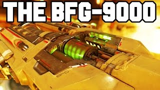 BFG 9000 IN DOOM 4!! DOOM Gameplay Walkthrough Part 8 (Doom 4 PS4/X1/PC 1080p 60fps)