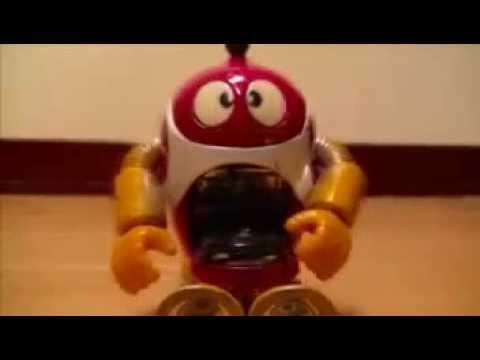 8chan-ロボット8ちゃん 変形 Stopmotion