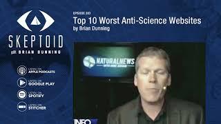 Top 10 Worst Anti-Science Websites