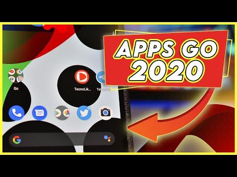 🚀 APLICACIONES GO para TELÉFONOS con POCO ESPACIO ó BAJO RENDIMIENTO 2020