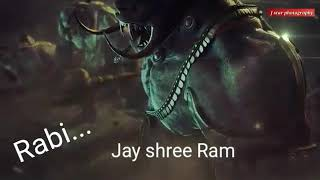 Jai Shree ram full song in (HD quality) by Karaoke